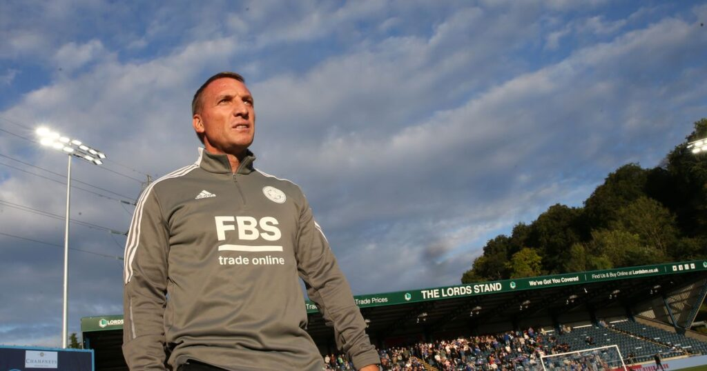 Brendan Rodgers spells out demands to get Leicester ...